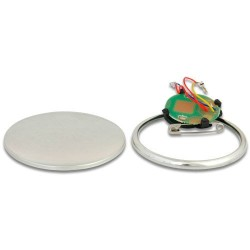 - 58 mm Buton Rozet 2 li Led (1)
