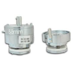 - 58 mm Buton Rozet Kalıbı N4 Rozet Makinası İçin (1)