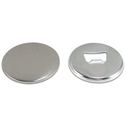 - 58 mm Buton Rozet Magnet Açacak