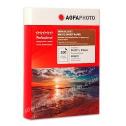 - AGFA High Glossy Photo Paper 13x18 260gr 100lü (1)