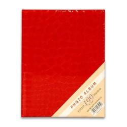 - Albüm 10x15 Desenli Deri 100lük 14LPP46100