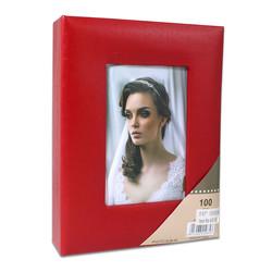 Albüm 13x18 Desenli Deri 100lük HY57100 - Thumbnail