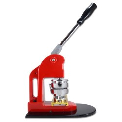 - Buton Rozet Baskı Makinesi Rozetmatik T6 (1)