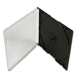 - CD Kutusu 5,2 mm Tekli Siyah İnce (1)