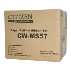CITIZEN - Citizen CW MS 57 13X18 Termal Fotoğraf Kağıdı
