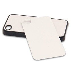 - Digitronix Iphone 4 Sublimasyon Kapak Siyah (1)