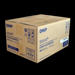 DNP - DNP DS-40 15x20 2x200 Termal Fotoğraf Kağıdı