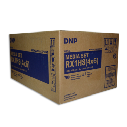DNP - DNP DS-RX1 10x15 2x700 Termal Fotoğraf Kağıdı
