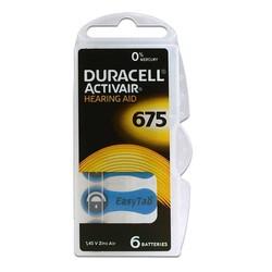 - Duracell Activair 675 Kulaklık Pili 6lı Blister