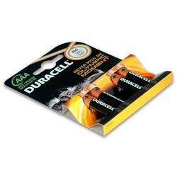 - Duracell LR03 MN2400 AAA Alk. İnce Pil 4lü Blister (1)