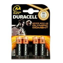 DURACELL - Duracell LR6 MN1500 AA Alk. Kalem Pil 4lü Blister