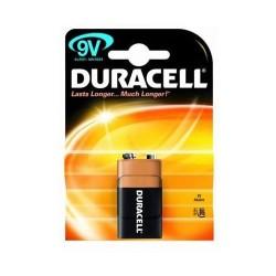 - Duracell MN1604 6LF22 Alkalin 9 Volt Pil