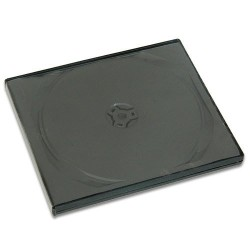- DVD Kutusu 10.4mm Çiftli Siyah Clear (1)