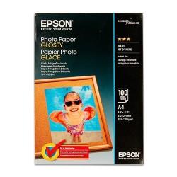 - Epson A4 Parlak İnkjet Fotoğraf Kağıdı 200gr. 4254