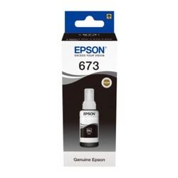 Epson - Epson T673 Orjinal Siyah Mürekkep 70 ml