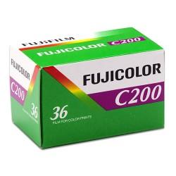 Fujifilm - Fuji Color 200 Asa 135/36 Film 36 Poz