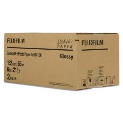 Fujifilm - Fuji DX100 15,2x65mt Parlak Fotoğraf Kağıdı