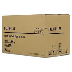 Fujifilm - Fuji DX100 20.3x65mt Mat Fotoğraf Kağıdı