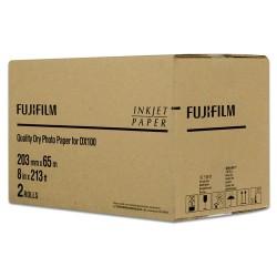 - Fuji DX100 20.3x65mt Parlak Fotoğraf Kağıdı