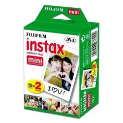 - Fuji Instax Mini Film 10x2 Sheets 20 Adet
