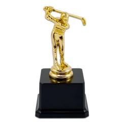 - Golf Figürlü Ödül Kupası