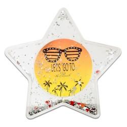 - Kar Küresi Yıldız Şekilli 5020