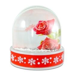 - Kar Tanesi Desenli Kar Küresi 5013PP