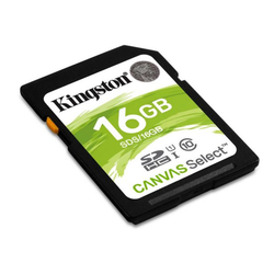 - Kingston 16 GB SD Kart Class 10 (1)