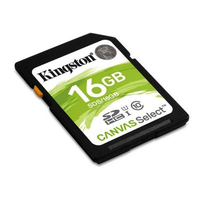 Kingston 16 GB SD Kart Class 10