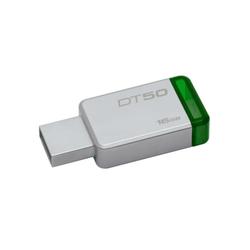 Kingston - Kingston 16GB Metal Kasa USB 3.1 Flash DT50/16GB (1)