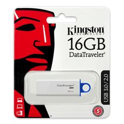- Kingston 16GB USB 3.0 Flash Disk DTIG4/16