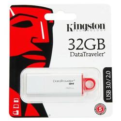 - Kingston 32GB USB 3.0 Flash Disk DTIG4/32