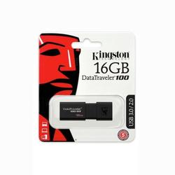 Kingston - Kingston Flash Bellek DT100 G3 16GB