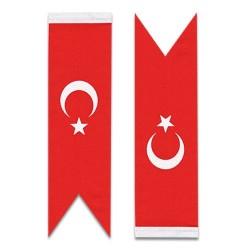 - Kırlangıç Türk Bayrağı 8x28 cm