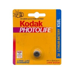 - Kodak 5278874 CR 1 3N K 58 L 3V Lityum Pil