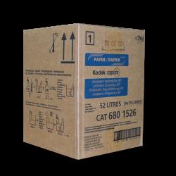 - Kodak 6801526 CRD 4x13 lt Ectaclr Rapide Developpe