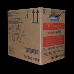 - Kodak 6801534 CRD 2x12.5 lt Ectaclr Rapide Bleach