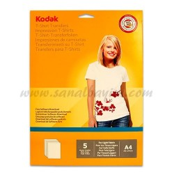 Kodak - Kodak Beyaz Tişört Transfer Kağıdı