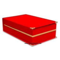 - Kristal Kutusu Kırmızı