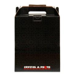 - Kristal Plaket Kutusu Karton Büyük