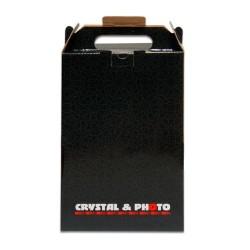 - Kristal Plaket Kutusu Karton Küçük