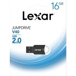 Lexar - Lexar 16 GB USB Bellek Jumpdrive V40 USB 2.0