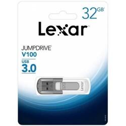 Lexar - Lexar 32 GB USB Bellek Jumpdrive V100 USB 3.0