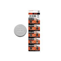 Maxell - Maxell LR44 A76 Düğme Pil 10lu Paket