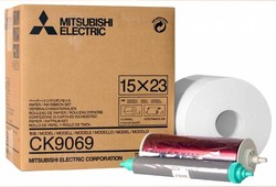 Mitsubishi Electric - Mitsubishi TM00000 CK 9069 Col Paper Pack Kiosk