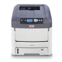 OKI - OKI 7411WT Beyaz Tonerli Lazer Yazıcı (1)