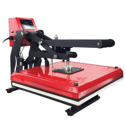Otomatik Düz Transfer Baskı Makinesi 40x50 HP3804C - Thumbnail