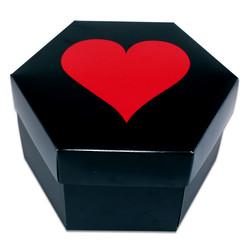 - Patlayan Aşk Kutusu 24 Foto Siyah Kalpli Demonte (1)