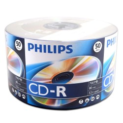 PHILIPS - Philips CD-R 700MB 50lik Paket