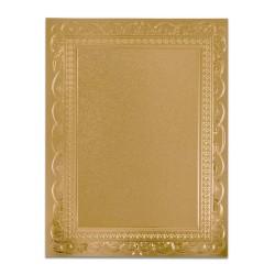 - Plaket Çerçevesi 15x20 Altın FS05